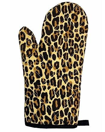 Leopard - Oven Mitt
