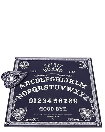 Black & White - Ouija Board