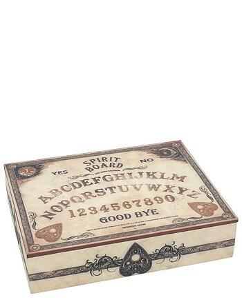 Spirit Board Wood - Jewellery Box