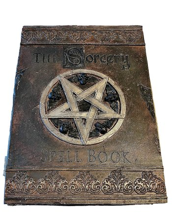The Sorcery Spell Book - Förvaringsask