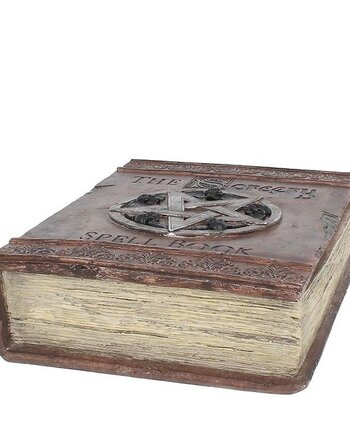 The Sorcery Spell Book - Trinket Box