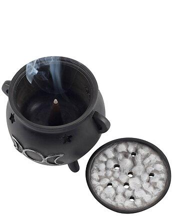 Triple Moon Cauldron - Rökelsehållare