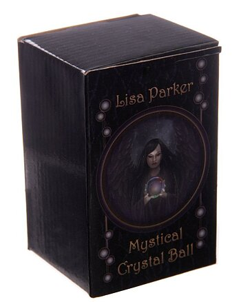 Lisa Parker Crystal 5 cm - Crystal Ball