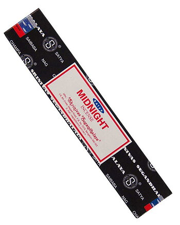 Midnight Nag Champa - Incense Sticks