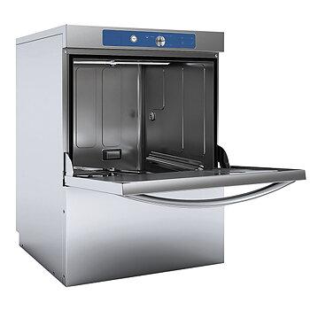 Diskmaskin med rengöringsmedel injektor, mekanisk, rack 50x50 cm, max - 38 cm