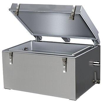 Manuell fettavskiljare, kapacitet 132 liter