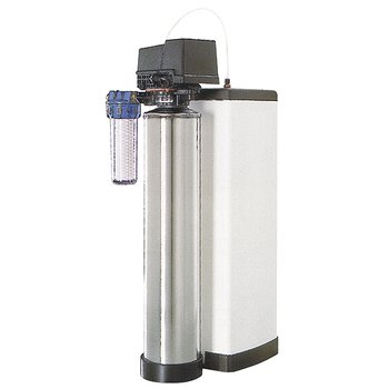 Automatisk avhärdare, kapacitet - liter, 800 liter - h, salt reserv 25 kg