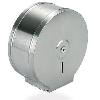 Toalettpapper dispenser - rostfritt stål