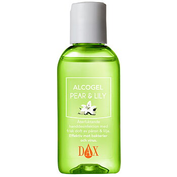 DAX Alcogel Pear & Lily 50ml 1st