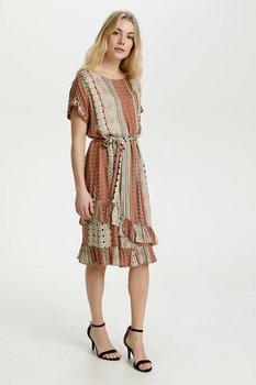 Culture Mouritza Belted Dress Elmwood