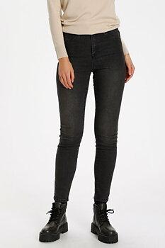 Saint Tropez Jeans Superstretch Ulla Grey Denim