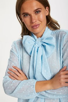 Saint Tropez Elenora Shirt Cerulean