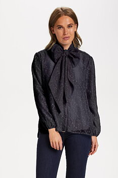 Saint Tropez Elenora Shirt Blue Deep