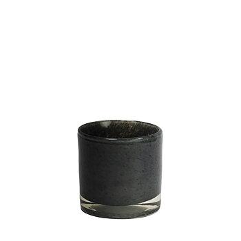 Ljuskopp Nilla mörkgrå 8cm - Olsson & Jensen