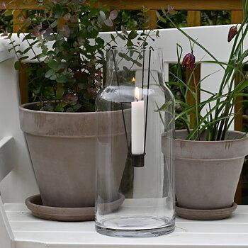 Vas Pernilla klarglas eller grått glas - I AM Interior