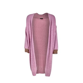 LISSIE Cardigan Candy Rose - Black Colour