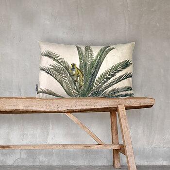 Monkey Palm Kuddfodral 30x50 cm