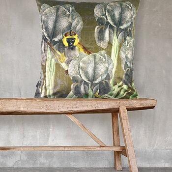 Antik Apa Kuddfodral 50x50 cm