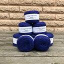 Cowgirl Blues garnpaket Kid Silk Solids Blueberry 2050 meter