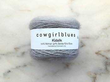Cowgirl Blues Kid Silk Solids