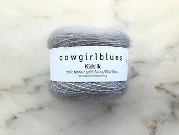 Cowgirl Blues Kid Silk Solids