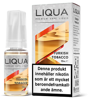 "LIQUA ""Turkish Tobacco"""