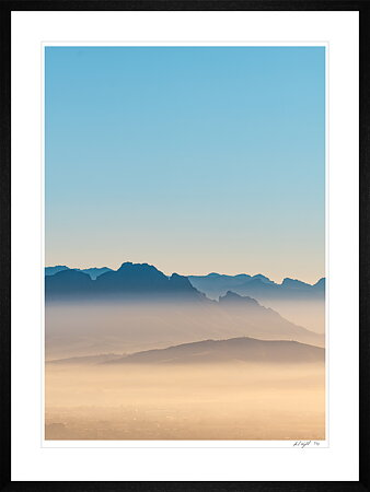 Morning mist - Limited Edition   / 15