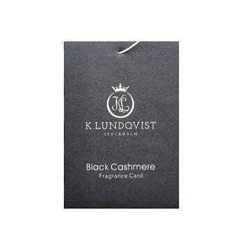Bildoft/ garderobsdoft - Black Cashmere (hotelldoft)
