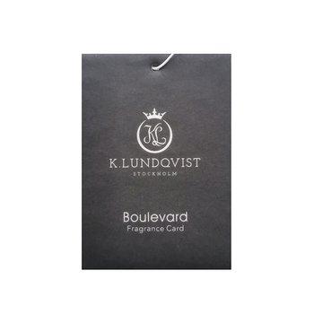 Bildoft/ garderobsdoft - Boulevard (ungdomlig doft med röda bär)