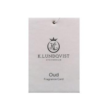 Bildoft/ garderobsdoft - Oud (exklusiv herrdoft)