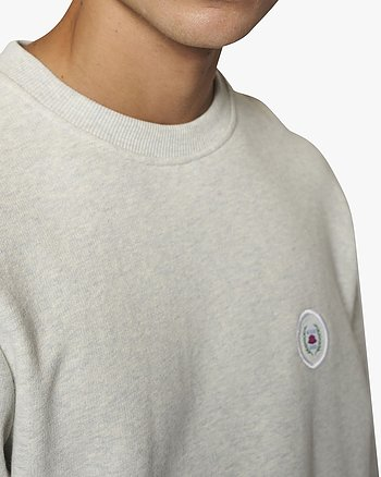 Our Braxy Patch Snow Sweatshirt