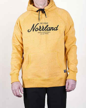The Great Norrland Mustard Hoodie