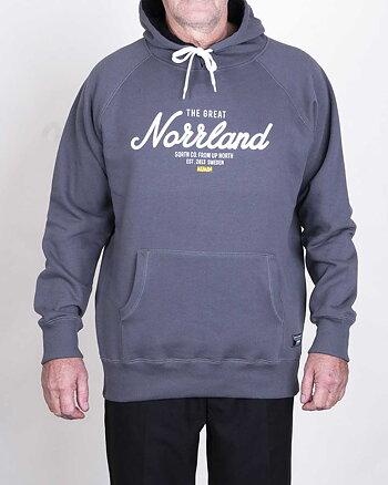 Great Norrland Hoodie Mumin Grå Tröja