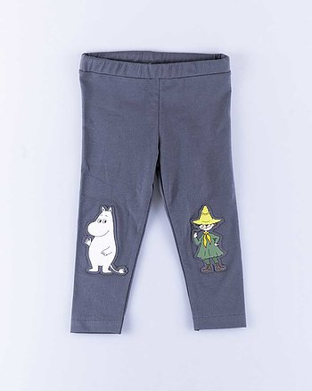 Great Norrland Mumin Grå Tights