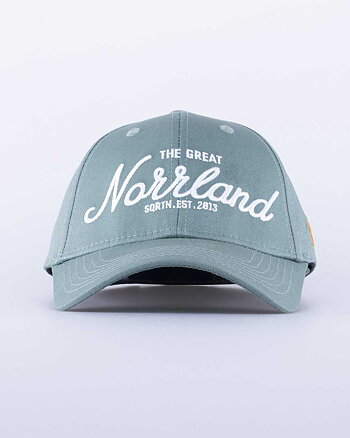 The Great Norrland Hooked Pale Green Keps