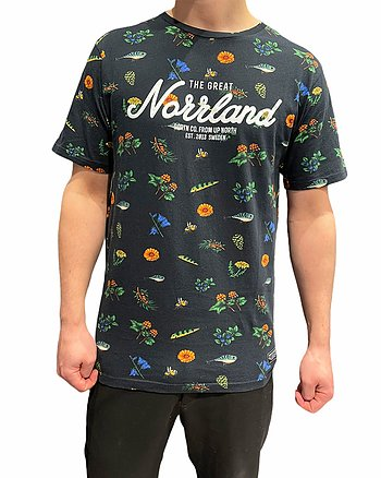 The Great Norrland Best of Black T-Shirt