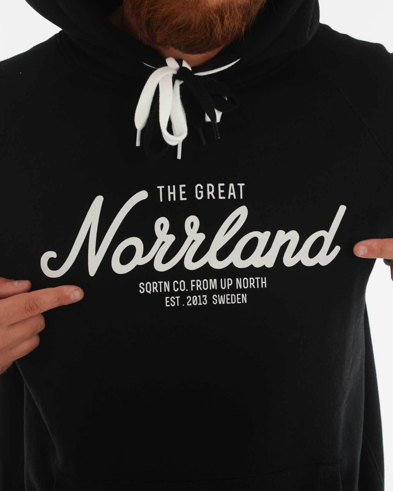 The Great Norrland Hoodies, t shirts, mössor och kepsar