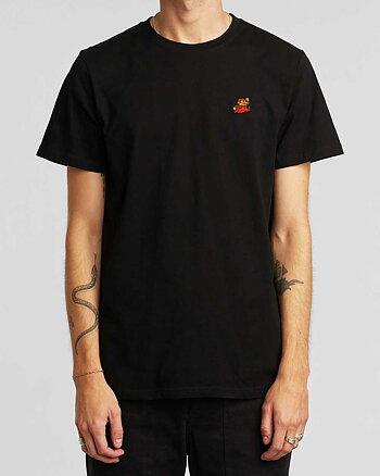 Super Mario Svart T-Shirt