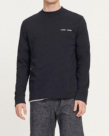 Norsbro LS Svart T-Shirt