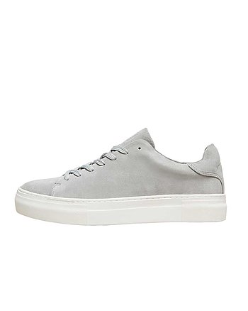 David Chunky Suede Grå Sneakers
