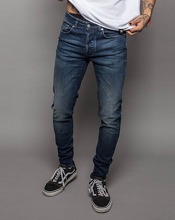 Cricket Nitro Blå Jeans