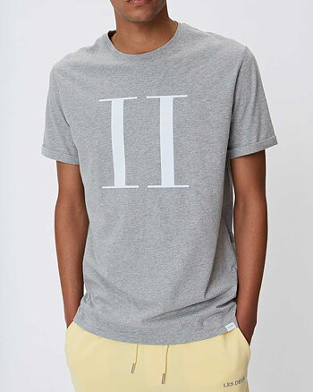 Encore Light Grey Melange T-Shirt