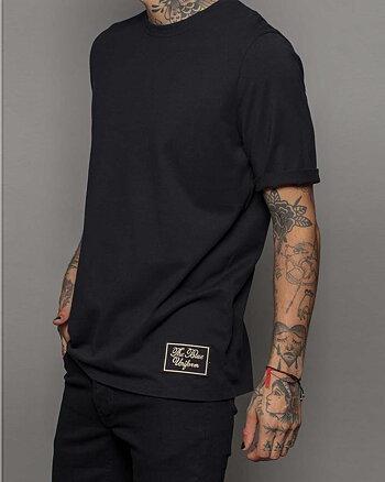Black Label Svart T-Shirt