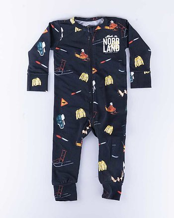 Made in Norrland Icons Svart Jumpsuit