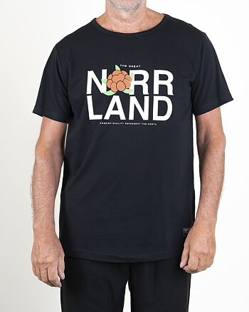 Represent Norrland Svart T-Shirt