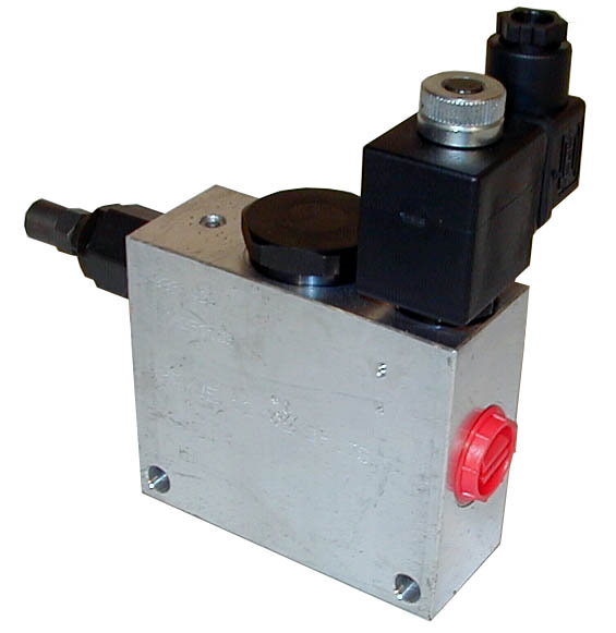 "Pressure limiter with electric relay R1 / 2 ""90L 12V"