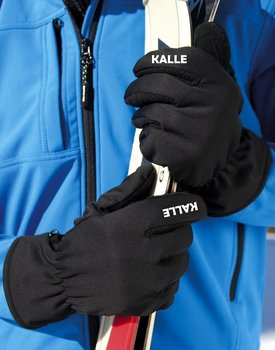 Softshell Thermal Handske Vuxen