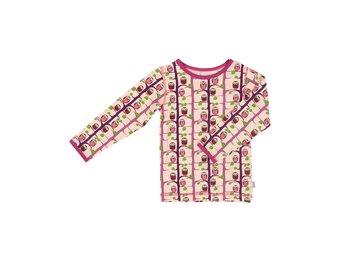 LS T-Shirt -Rose Owl