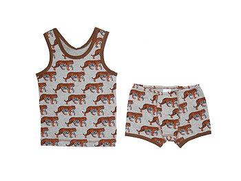 Underwear: Tiger