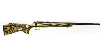 CZ BRNO 455 Thumbhole yellow